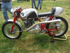 Pipe & Rearsets