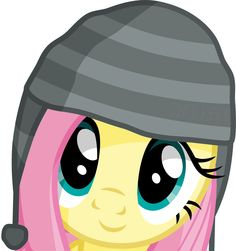 Cozy Hat for Fluttershy