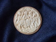 Medieval mirror. Medieval case, ivory mirror - pinned by pin4etsy.com