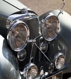 1938 Jaguar SS100 3.5-litre Coupé