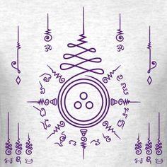 Triratna Aum – Grey and Purple (Men)