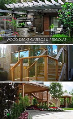 Cabanas, Gazebos and outdoor living spaces including decks, trellises and fences are carefully crafted using the best wood products in the industry. Our committed master carpenters can produce exceptional and meticulously designed functional aspects to your landscape. They will provide you with aesthetically pleasing and lasting value to your home investment.