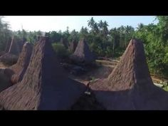 Trip to Sumba by drone - 4k