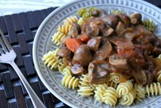 Mushroom Bourguignon [Vegan, Gluten-Free] | One Green Planet