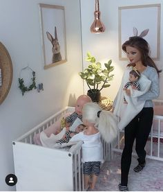 /Advertisement / Day two with the topic in the . I love this cozy mornings with all the kids. Baby Barbie, Barbie Dolls Diy, Barbie Fashionista Dolls, Doll Clothes Barbie, Barbie Doll House, Barbie Toys, Juste Zoe, Pregnant Barbie, Accessoires Barbie