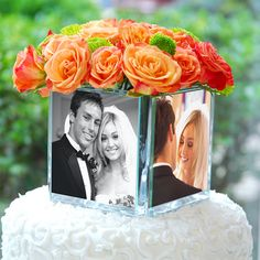 Wide selection of wedding centerpieces for all style weddings. Choose from wedding table centerpieces, wedding reception centerpieces, or bridal shower centerpieces. Photo Centerpieces, Unique Wedding Centerpieces, Bridal Shower Centerpieces, Unique Weddings, Wedding Favors, Wedding Decorations, Centerpiece Ideas, Wedding Venues, Wedding Ceremony