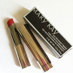 Mary Kay Fullsize lipstick *sizzling Red