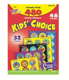 Stickers (Kids' Choice)