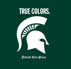 Show your Michigan State Spartans pride.
