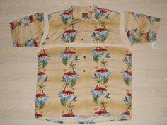 Refashions Hawaiian shirt
