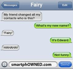 Friends - Ownage - Aug 8, 2012 - Autocorrect Fails and Funny Text Messages - SmartphOWNED