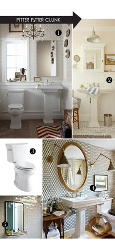 Simple Toilets And Colors On Pinterest