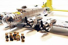 """""""LEGO"""" B-17 Flying Fortress"""