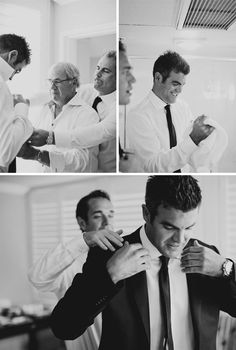 Groom getting ready  beforeidoevents