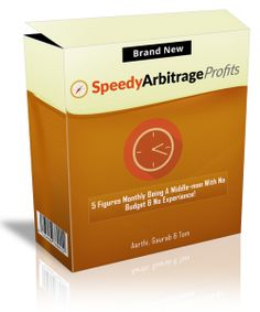 """Speedy Arbitrage Profits Review: Everything Changed When You Realized That Instead Of Writing Articles, You Can Be The Middle Woman Between A Client & A Professional and How A Little Girl Went From Writing Articles To Making 5 Figures Per Month Being The """"Middle-Woman"""" With NO Budget, NO Experience And Working Less Than 5 Minutes Per Day!"""