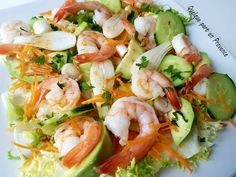 Cajun Shrimp, use brown rice and another vegtable, like tomato or mushroom, not a fan of okra! Fish Dishes, Seafood Dishes, Seafood Recipes, Cooking Recipes, Okra, Jasmine Rice Recipes, Avocado, Cajun Shrimp, Easy Dinner Recipes
