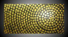 gold paintings on canvas - Google Search