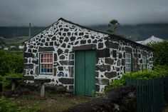 Beautiful Images, Most Beautiful, Pico, Portuguese Culture, Portugal, Shed, Outdoor Structures, Cabin, House Styles