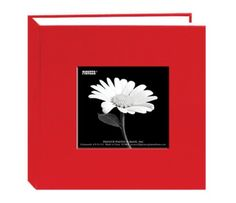 Pioneer 100 Pocket Fabric Frame Cover Photo Album Apple Red >>> This is an Amazon Affiliate link. Read more at the image link.