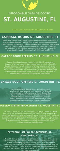 Affordable Garage Doors, Carriage Doors, Garage Door Repair