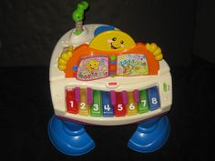 Fisher price laugh learn alphabet soup musical activity table baby fisher price laugh learn musical grand piano baby toy everything works fisherprice watchthetrailerfo