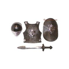 Castle Toys Small World Imaginative Play Knight in Shining Armor Toy, Silver -- Want to know more, click on the image. (This is an affiliate link) #CostumesforKids