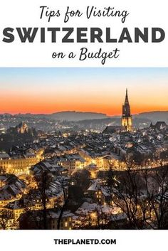 Practical tips for visiting Switzerland on a budget. Typically known as one of the more expensive destinations in Europe, these tips will help you keep costs down while still exploring the country. | Blog by The Planet D: Canada's Adventure Travel Couple
