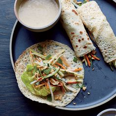 Filipino Salad Crepes - Outlook Web Access Light