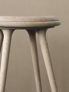 The Mater Stools are designed by the Danish architect duo Space Copenhagen
