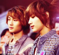 Onew & Taemin (SHINee).