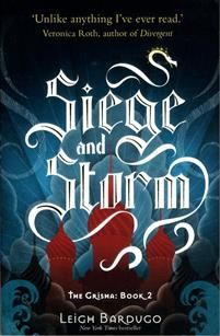 The Grisha 2 – Siege and storm (2014) | Emmas krypin