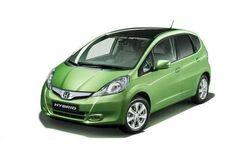 The Honda Jazz Hybrid Will Allow for an Environmentally Friendly Drive #eco #vehicles trendhunter.com