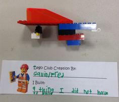 LEGO Club January 13
