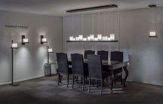 Candle Fusion - Stout Verlichting Lamp Design, Interior Lighting, Modern Design, Chandelier, Ceiling Lights, Candles, Living Room, Cool Stuff, Table