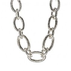 Ippolita: Sterling Silver Glamazon® Mixed Giant Links Necklace