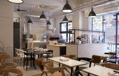 L'Antica Pizzeria da Michele -Project|brownbag lab.(ブラウンバッグ ラボ)|大阪西区京町堀インテリアデザインオフィス|阿部 信吾・インテリアデザイナー