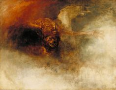 Death on a Pale Horse - William Turner Start Date: 1825 Completion Style: Romanticism Genre: symbolic painting Technique: oil Material: canvas Dimensions: 60 x cm Gallery: Tate Gallery, London, UK Joseph Mallord William Turner, Turner Painting, Love Painting, Google Art Project, Horsemen Of The Apocalypse, Pale Horse, Tate Gallery, Famous Artists, Art Google