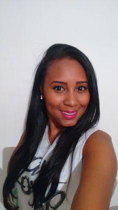 Ex- aluna Marcela Lélis da Silva, formando da turma de 2007. Formação atual: bacharel em Engenharia Química.