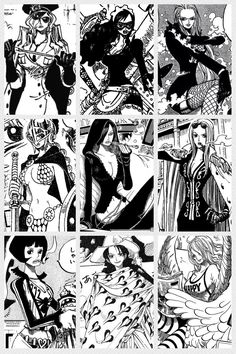 One Piece Ladies