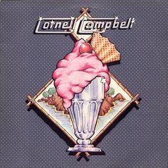 1973 Cornel (sic) Campbell L.P., Trojan TBL 199. Sleeve design by Vizard.