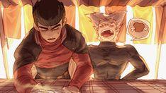 after a tough fight One Punch Man Season, One Punch Man Workout, Fanfiction, Metal Bat, One Punch Man Manga, Male Cosplay, Japanese Cartoon, Wattpad, Anime One
