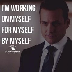 Harvey specter quote work on your own Suits season 6 is coming …