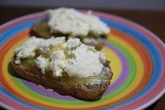 Ada w kuchni: Domowa ricotta z pełnego mleka