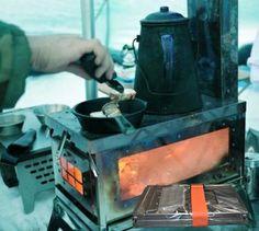 焚き火の箱Gsp 【笑's】×1 アウトレット品です。撮影で使用した為、焼け色がついてます by 笑's