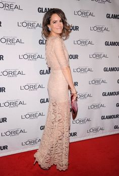 i'm kind of obsessed with her. Louise Roe at the 2012 GLAMOUR Women Of The Year Awards