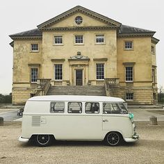 Hire a stunningly restored white VW Campervan wedding car, as featured in Vogue, Tatler & more! Cooler than the usual vintage wedding cars. Best wedding cars in Welling! Wedding Vans, Wedding Car Hire, Wedding Company, Vw Campervan Hire, Car Cost, London Bride, White Vans, Retro Cars, Surrey