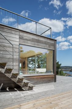 Summer Cabins, Small Cottages, Modern Cottage, Tiny Cabins, Prefab, Cabins In The Woods, Modern Rustic, Panama, Building A House