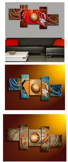 Hand Painted Canvas Painting, Canvas Painting Sets, Acrylic Art for Sale, Huge Painting, Painting for Sale