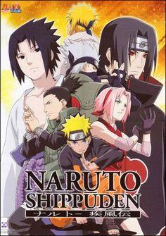 Ver Naruto: Shippuden (2007) Serie OnLine