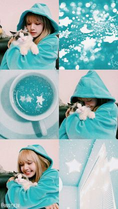 44 ideas blue aesthetic wallpaper blackpink for 2019 Lisa Blackpink Wallpaper, Pink Wallpaper Iphone, Pastel Wallpaper, Black Pink Kpop, Blackpink Photos, Kim Jisoo, Blackpink And Bts, Pretty Wallpapers, Blackpink Lisa